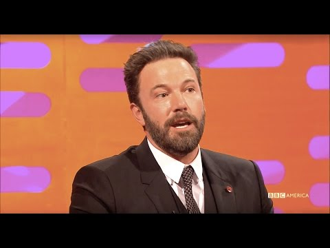 Ben Affleck Blames His Kid's Cold On The Royal Family - The Graham Norton Show