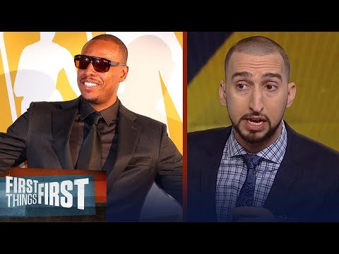 Paul Pierce has Nick Wright fired up over