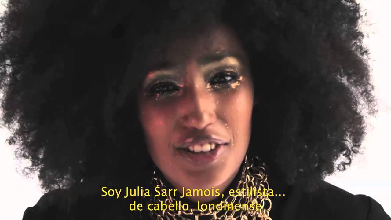 Julia Sarr Jamois En London Style Youtube