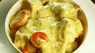 How to Cook Filipino Style Chicken Curry by PagkaingPinoyTV