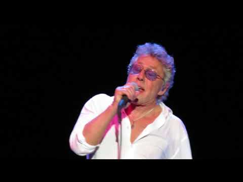 Getting In Tune- Roger Daltrey- The Who- Clearwater 10-30-17