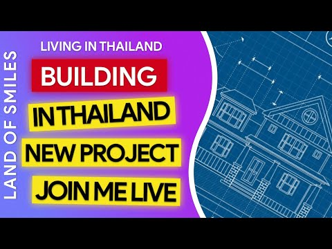 Living in Thailand New Building Project Detached Bungalow For Lease
