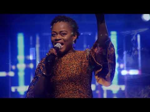 "Nadege MBUMA - ""Tu Es Plus Grand""  CELEBRATION PÂQUES 2019"