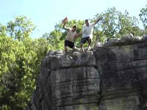 Cliff Diving in Arkansas - Popular Locations, Cliffs, Quarries