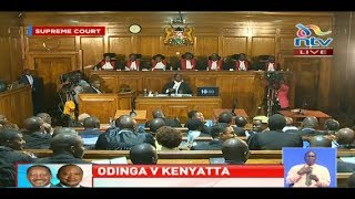 #Decision2017 coverage of the #PresidentialPetitionKE petition at the Supreme Court