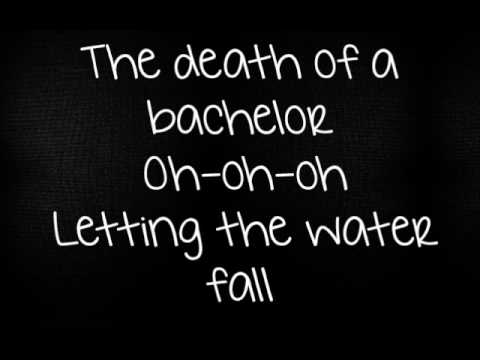 Panic! At The DiscoDeath of a Bachelor Lyrics