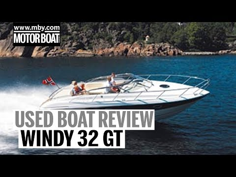 Windy 32 Grand Tornado | Used Boat Review | Motor Boat & Yachting