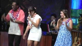 Step Into the Joy (Stacie Caires)  Unity Church of Hawaii, Easter, 2014