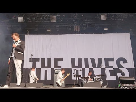 The Hives - Paint a Picture -  Download Festival France 2018