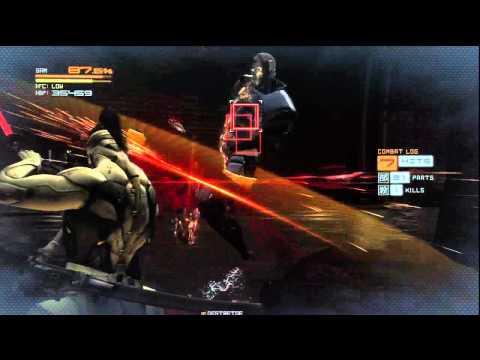 Metal Gear Rising: Revengeance Jetstream DLC - Vodomjerka & Cyborg Sewer, Samuel Rodrigues, RPG PS3