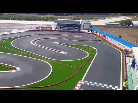 Alexander Hagberg vs. Dirk Wischnewski EFRA Warmup Race Final 5.7.2015  EFMOD Izmir 1080P 60FPS