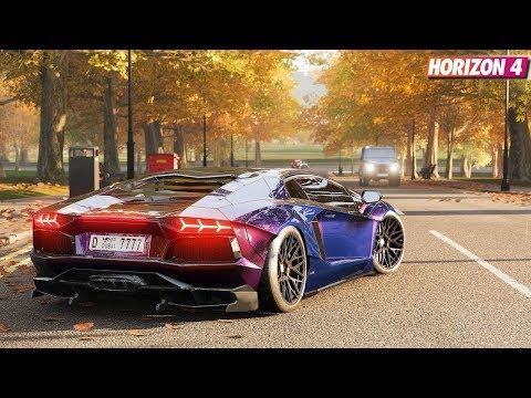 😎(((Forza Horizon 4)))..Приятного просмотра) 👌