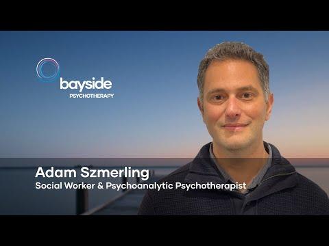 Adam Szmerling Psychoanalytic Psychotherapy Melbourne