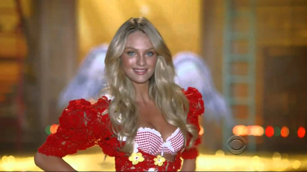 7dacae6f05 Candice Swanepoel Victoria s Secret Fashion Show Compilation 2007 to 2012 HD