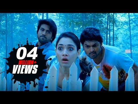 Ram Charan, Ajmal Ameer & Tamannah Action Scene || Racha Movie
