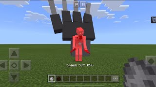 SCP FOUNDATION ADDON in Minecraft PE