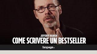 Le 3 regole per scrivere un best seller secondo il maestro del giallo Jefferey Deaver