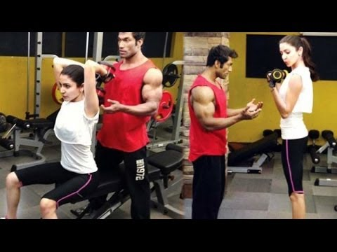 Anushka Sharma is a Fitness Freak !