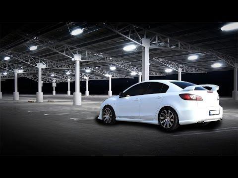 Project 9 Mazda 3 1.6 impressive