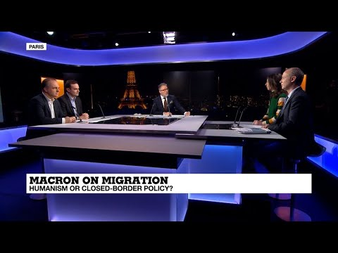 Macron on migration: Humanity or closed-border policy?