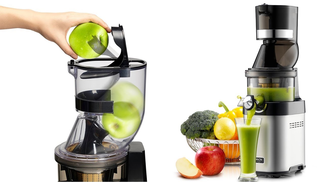 5 Best Juicers || Juicer Reviews 2018 - These Slow Juicer You Can Buy On Amazon Right Now. - YouTube