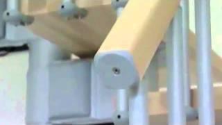 Итальянская маршевая лестница Arke Kompact(Итальянская маршевая лестница Arke Kompact Маршевая лестница Kompact - лестница 156 возможностей! Запатентованная..., 2011-04-08T10:51:14.000Z)