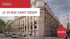 LE 35 RUE SAINT DIDIER - Programme immobilier neuf à Paris