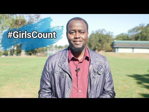 130 Million Girls Out Of School! #GirlsCount
