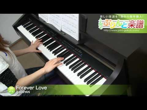 Forever Love X JAPAN
