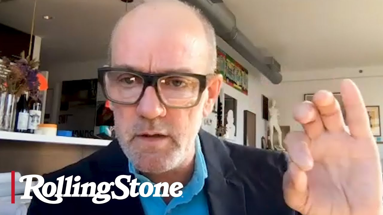 Michael Stipe Rediscovers Making Music and Lyrically Predicted the Lockdown | The RS Interview