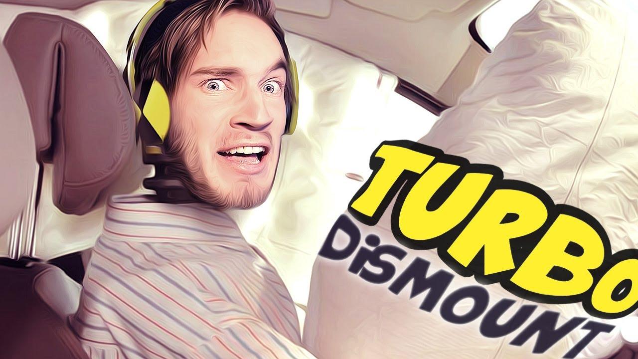 TURBO DISMOUNT! - Part 1 - YouTube
