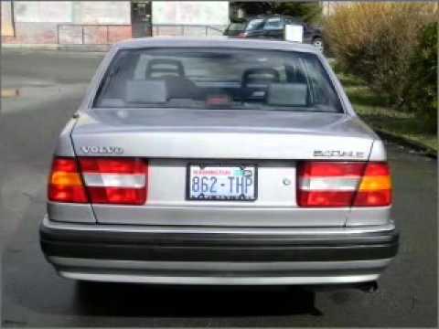 1991 Volvo 940 - Lynnwood WA - YouTube