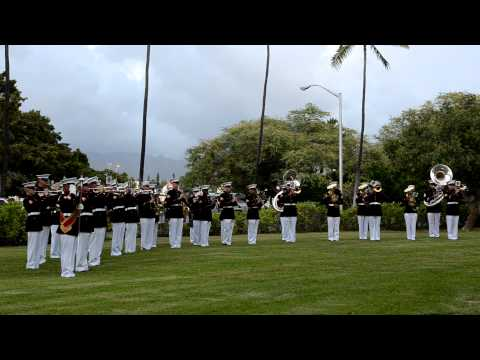 MARINE FORCES PACIFIC BAND