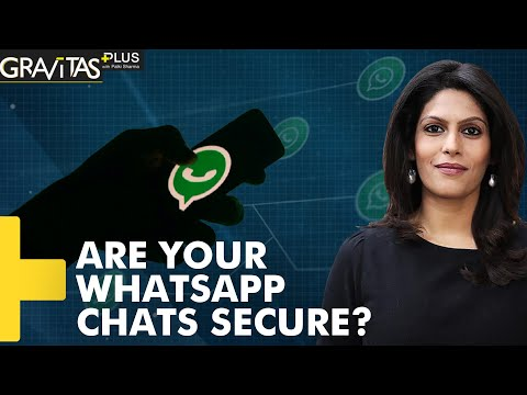 Gravitas Plus: WhatsApp's Privacy policy explained