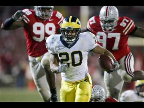 University Of Michigan's Fight Song- Hail To The Victors!