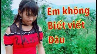 DTVN - CƯỜI ĐAU CẢ RUỘT : Trêu em gái Hmong đang đi chợ  về nhà