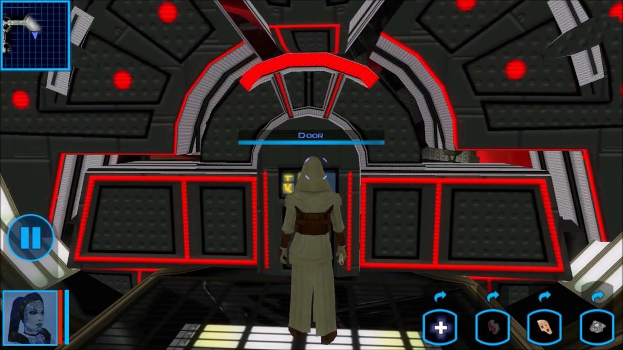 Star Wars KOTOR [Modded][Android] - 66 - Ending