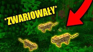 Minecraft Tekkit (PL) Odcinek 3 - Dzikie zwierzęta