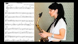 #jazz #saxophonehi there!sheet music and baking track you can download here: https://drive.google.com/open?id=1raducy_k3zb6bljjzvc4llyacn1edbwc