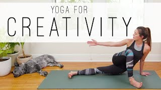 Yoga For Creativity  |  Yoga With Adriene