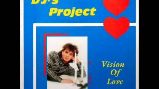Dj's Project-Vision of Love (Italo-Energy)