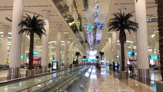 Dubai metro from terminal 3 to Burj Khalifa 🇦🇪 buying all day pass ticket gold