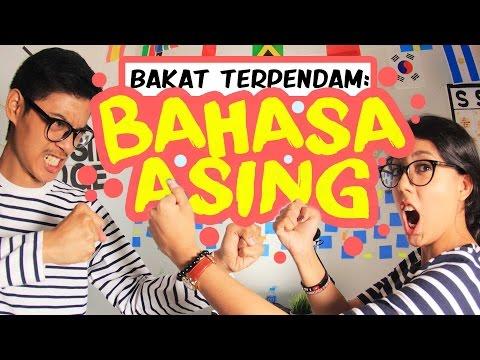 Bakat Terpendam: BAHASA ASING ft. @NessieJudge