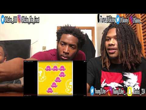 Sahbabii feat R - 7 squids (Reaction)