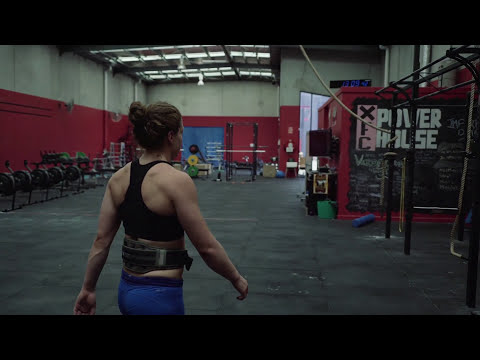 Portrait of a Fighter #2 - Anthea Paton (XFC)