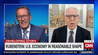 Rubenstein: There is a lot of political support for cryptocurrency
