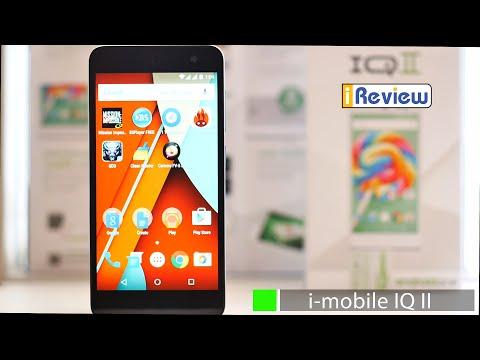 iReview - รีวิว IQ II เป็น Android One สุดยอดมือถือคุ้มสุดแห่งปี 2015 ราคา 4,444 บาท