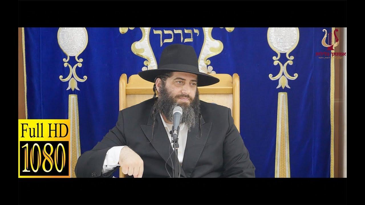 הרב רונן שאולוב בשיעור מעורר ומיוחד על השואה של אז ושל דורנו !!! תל אביב 11-4-2018