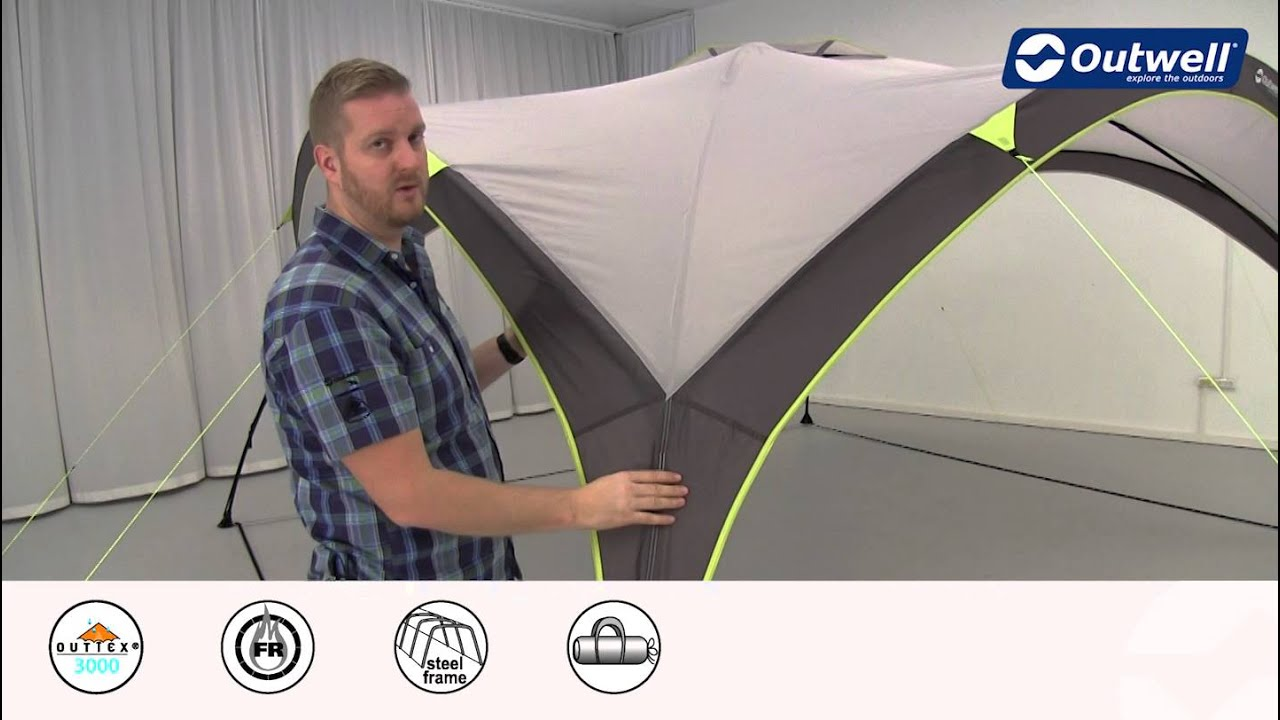 reputable site 76902 a7a7b Outwell Day Shelter - 2016 | Innovative Family Camping