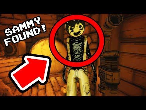 Secret Puzzle Solved! Sammy Lawrence FOUND in BATIM Chapter 3!